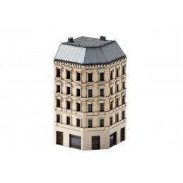 Kit d'un hôtel d'angle...