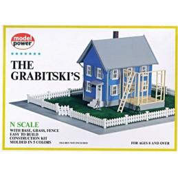 La maison des Grabitski