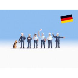 Agents de Police, Allemagne