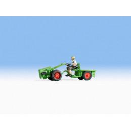 Petit tracteur articulé