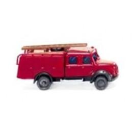 Camion de pompiers Magirus...
