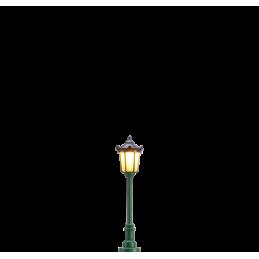 """""""Lanterne à gaz"""", avec socle"""