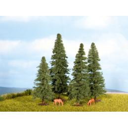 4 arbres