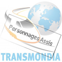 Personnages assis